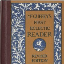 Image of McGuffey's First Eclectic Primer - Primer