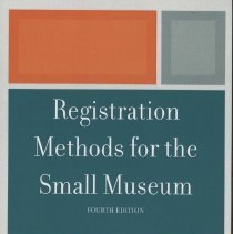 Image of Registration Methods for the Small Museum  - Book