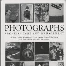 Image of Photographs:  Archival care and management - Book
