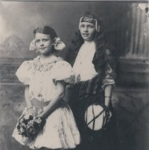 Image of Marian Davis and Ruth Morse - Print, Photographic