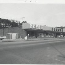 Image of Stores on Centre Street - Print, Photographic