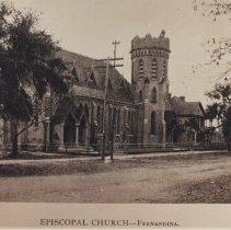 Image of Episcopal Church--Fernandina - Print, Photographic