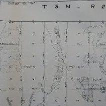 Image of Town 3 N Range 24 E, 1851