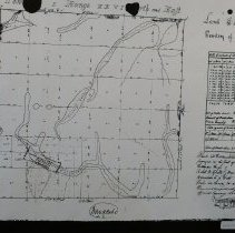 Image of Town 2 N Range 26 E, 1834 - Map