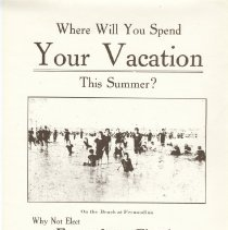 Image of Where will you spend your vacation this summer? - Poster