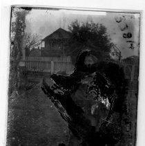 Image of Costumed Alice Galphin portrait - Print, Photographic