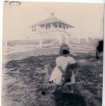Image of Lighthouse keeper's daughter - Print, Photographic