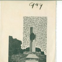 Image of Ribault Monument near Fort Caroline