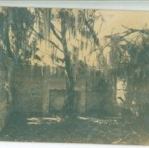 Image of Ruins on Fort George Island - Print, Photographic
