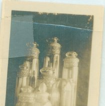 Image of Drug store bottles - Print, Photographic