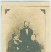 Image of Man and women - Print, Photographic