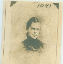 Image of Carol or Sarah Palmer - Print, Photographic