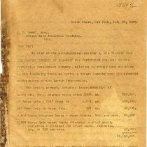 Image of Letter - Letter
