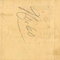 Image of Check:11/04/1898(back)