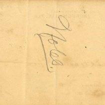 Image of Check:12/31/1898(back)
