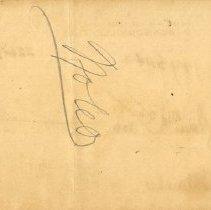 Image of Check:10/06/1898(back)