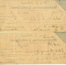 Image of Checks (back)
