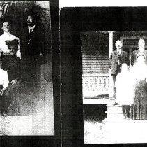 Image of Joseph J. Hannigan and his Family - Photocopy