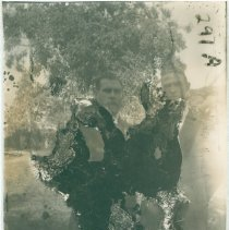 Image of Ed & Elmer Roux - Print, Photographic