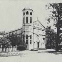Image of St. Michael's Catholic Church - Print, Photographic