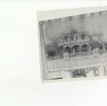 Image of Residence of Samuel A. Swann - Print, Photographic