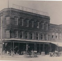 Image of D.A. Kelly Building and Jeffreys Building - Print, Photographic