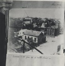 Image of Looking S.W. from Water Tower - Print, Photographic