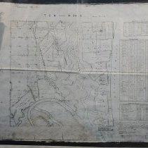 Image of Town 2 N Range 28 E, 1851 - Map