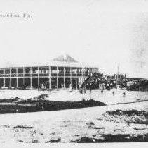 Image of Casino or Pavillion - Print, Photographic