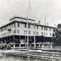 Image of Egmont Hotel - Print, Photographic