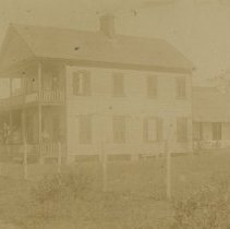 Image of Captain Davis' House - Print, Photographic