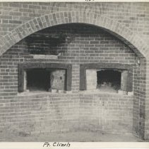 Image of Ovens at Fort Clinch - Print, Photographic