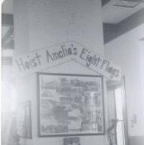 Image of Hoist Amelia's Eight Flags - Print, Photographic