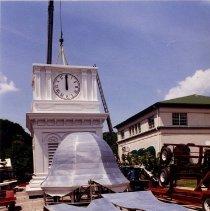 Image of Courthouse Restoration - Print, Photographic