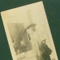 Image of Man at Work - Print, Photographic