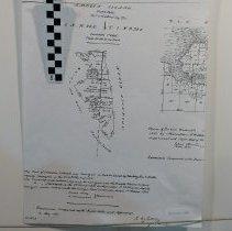 Image of Town 1 N Range 28 & 29 E, 1851