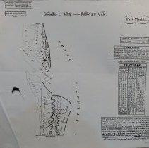 Image of Town 1 N Range 29 E, 1851 - Map