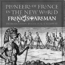 Image of Pioneers of France in the New World - Book