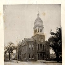 Image of Court House, Nassau County - Print, Photographic
