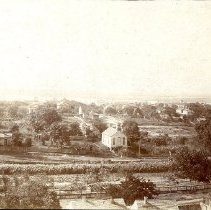 Image of West from water tower - Print, Photographic