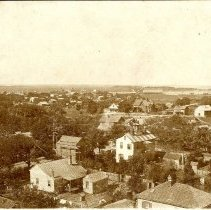 Image of Northwest from water tower - Print, Photographic