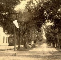 Image of Looking south on Seventh Street      - Print, Photographic
