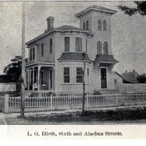 Image of Hirth House - Postcard, Picture
