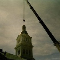 Image of Courthouse Restoration - Print, Photographic