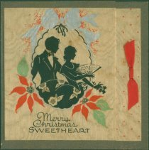 Image of Sweetheart Christmas Card - Card, Holiday