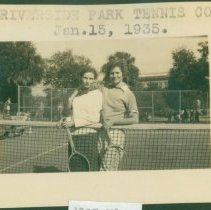 Image of On the Court - Print, Photographic