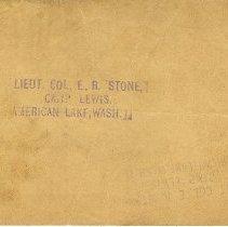 Image of Identification or address labels - Label, Address