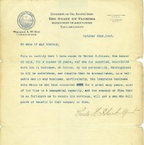 Image of Letters of Recommendation - Letter, Recommendation