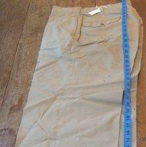 Image of Khaki Uniform Pants - Pants