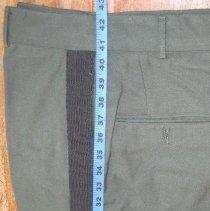 Image of Green Winter Pants - Pants